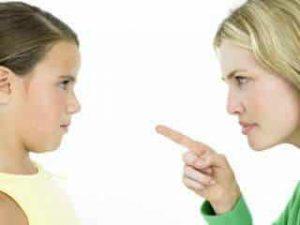 Punir un enfant quand il ment est une grossière erreur! Crédit photo: Mc Gill Université
