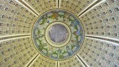 Illustration - Bibliothèque du Congrès (USA): une merveille à visiter... Reichlen.net