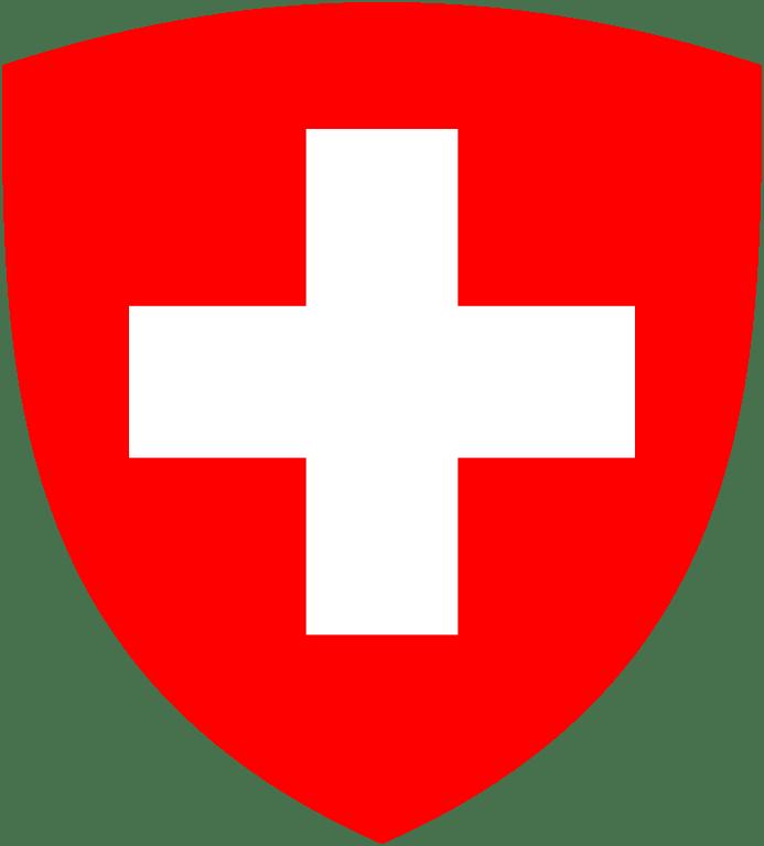 Suisse (blason officiel) - Reichlen.net