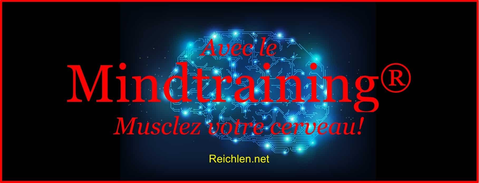 Musclez votre cerveau avec le Mindtraining®