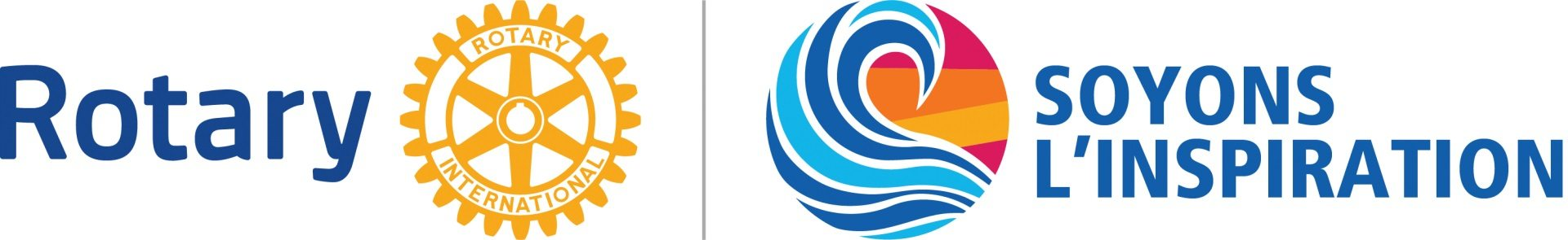 "Rotary International, thème 2018-2019, ""Soyons l'isntpiration"", ""To be inspiration"""